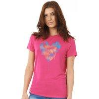 Urban Beach Womens T-Shirt Pink