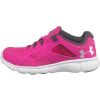 Under Armour Womens Micro G Thrill Neutral Running Shoes Pink