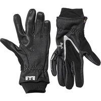 Under Armour Coldgear Extreme Dwr Wind Block Running Gloves Black