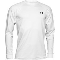 Under Armour Mens ColdGear Infrared Fitted Long Sleeve Top White