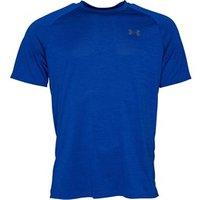 Under Armour Mens Tech 2.0 Short Sleeve Top Blue