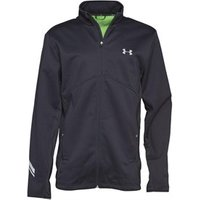 Under Armour Mens ColdGear Infrared Thermo Storm Running Jacket Black