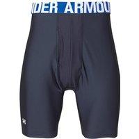Under Armour Mens ColdGear Compression Shorts Black