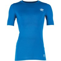 Umbro Mens Compression Baselayer Top Royal
