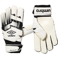 Umbro Junior Neo Precision DPS Goalkeeper Gloves White/Black