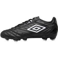 Umbro Mens Medusae Premier HG Football Boots Black/White
