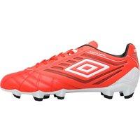 Umbro Mens Medusae Premier HG Football Boots Grenadine/White/Black