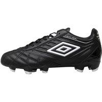 Umbro Junior Medusae Premier HG Football Boots Black/White