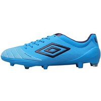 Umbro Mens UX Accuro Pro HG Football Boots Diva Blue/Astral/White