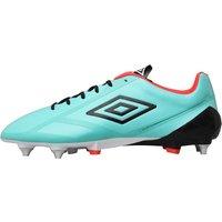 Umbro Mens Velocita II Pro SG Football Boots Marine/Black/White/Coral