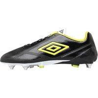 Umbro Mens Velocita II Pro SG Football Boots Black/Sulphur Spring/White
