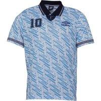 Umbro Mens No 10 Football Shirt Chambray