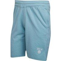 UCLA Mens Bradley Sweat Shorts Aqua Marine
