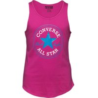 Converse Girls Chuck Patch Vest Plastic Pink