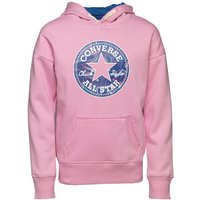 Converse Girls Print Filled Chuck Patch Hoody Icy Pink