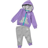 Converse Baby Girls Joggers Set Frozen Lilac