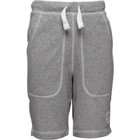Converse Junior Boys Marled Shorts Light Grey Marl