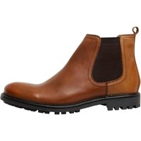 Base London Mens Course Boots Waxy Tan