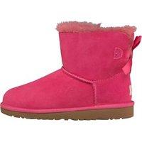 UGG Girls Mini Bailey Bow Boots Cerise