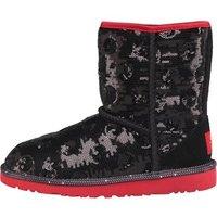 UGG Girls Minerva Boots Black