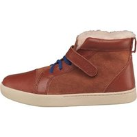 UGG Girls Theron Hi Top Trainers Chestnut