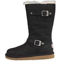 UGG Junior Girls Kensington Boots Black