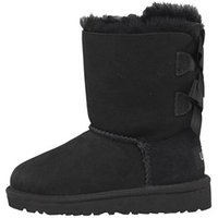 UGG Infant Girls Bailey Bow Boots Black