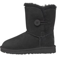 UGG Infant Girls Bailey Button Boots Black