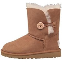 UGG Infant Girls Bailey Button Boots Chestnut