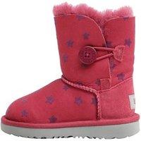 UGG Toddler Girls Bailey Button II Stars Classic Boots Brambleberry