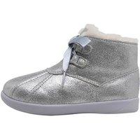 UGG Toddler Girls Payten Metallic Boots Silver