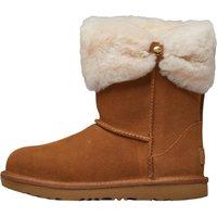 UGG Girls Ramona Classic Short II Boots Chestnut