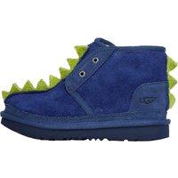 UGG Toddler Boys Dydo Neumel II Boots Navy/Bright Chartreuse