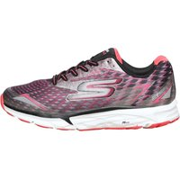 SKECHERS Womens GOrun Forza 2 Motion Control Stability Running Shoes Black/Hot Pink