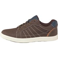 Mad Wax Mens Casual Shoes Brown