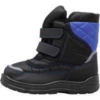 Mad Wax Boys Snow Boots Navy/Royal