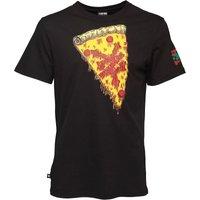 Zoo York Mens Slice Graphic T-Shirt Anthracite