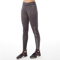 Superdry Sport Womens Core Gym Leggings Black SD Sport