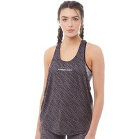 Superdry Sport Womens Work Out Vest Black SD Sport