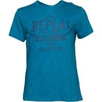Replay Mens T-Shirt Blue/Navy