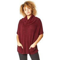 Cowl Neck Textured Tunic Top