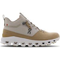 On Cloud Hi - Damen beige