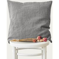 Ash Washed Linen Cushion Cover