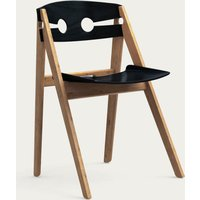 Black Dining Chair No. 1