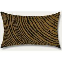 Moss Wood Block Rectangle Cushion Cover