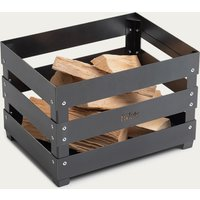 Corten Steel / Rusty Crate Fire Basket