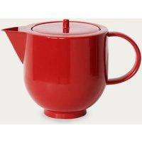 Red Porcelain Yoko Teapot