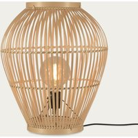 Tuvalu Bamboo Floor Lamp- S