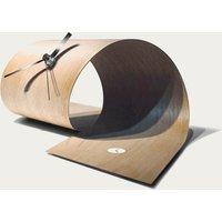 Oak Loop Table Clock