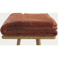Caramel Skagen Bath Towel